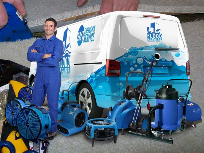 carpet repair and installation van machine img