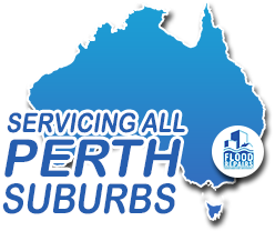 Flood Restoration & Repairs perth areas map