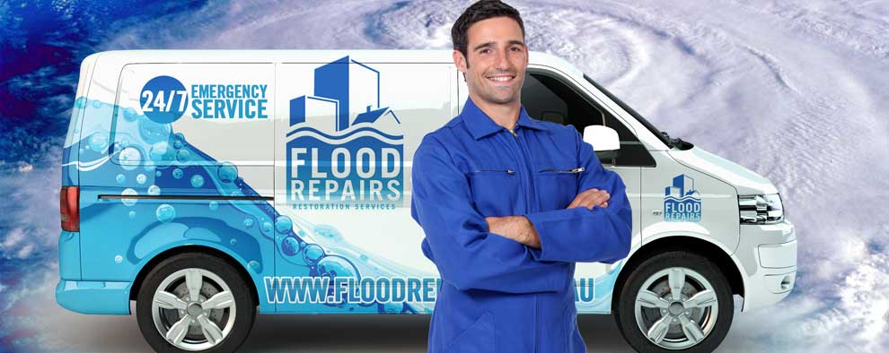 Flood Restoration & Repairs contact us