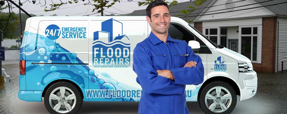 Flood Restoration & Repairs services